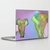 simba Laptop & iPad Skins featuring SIMBA by Laake-Photos