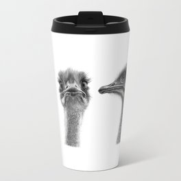 Arrogant Ostrich SK100 Travel Mug