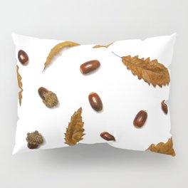 Acorns & Leafs (Color) Pillow Sham