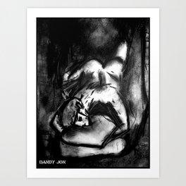 Fragility Art Print