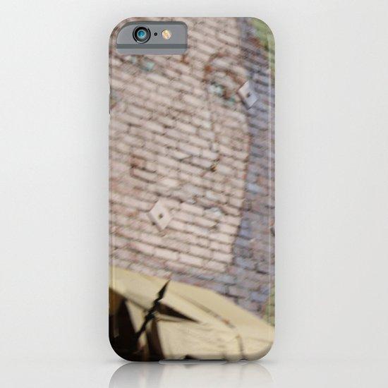 Paint Brick Face iPhone & iPod Case