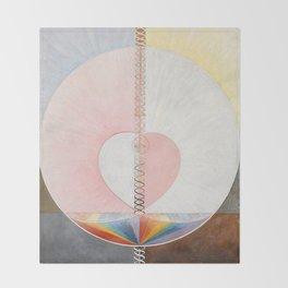 Hilma af Klint, Group IX/UW No. 25 Throw Blanket