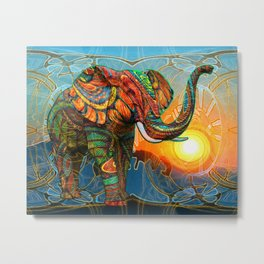 Elephant's Dream Metal Print