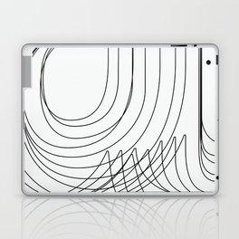 Helvetica Condensed 002 Laptop & iPad Skin