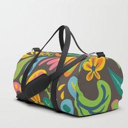 Retro Duffle Bag