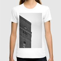 brooklyn T-shirts featuring Brooklyn by Gold Street Photography