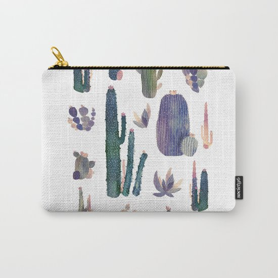 cactus collab franciscomff Carry-All Pouch