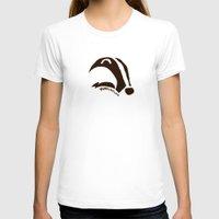 hufflepuff T-shirts featuring Hufflepuff by Caleb Cowan