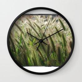 Soft Breeze Wall Clock