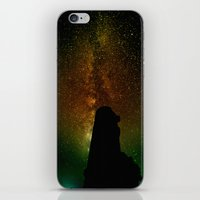 aliens iPhone & iPod Skins featuring Aliens? by Kent Moody