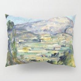1890 - Paul Cezanne - Montagne Saint-Victoire Pillow Sham