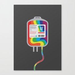 Fairytale Transfusion Canvas Print