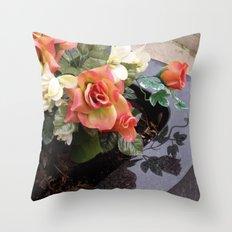Faked Throw Pillow