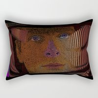 2001 Rectangular Pillows featuring 2001: A Space Odessey by CultureCloth