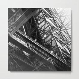the persistent dream of Pythagoras Metal Print