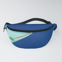 Cocktail Martini Fanny Pack