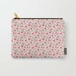 flowery spring Carry-All Pouch