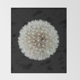 Dandelion Love Throw Blanket