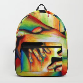 Passionate love Backpack