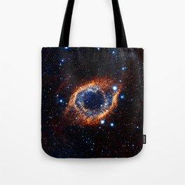 Helix Nebula (Infrared) Tote Bag