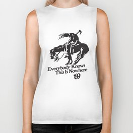 Neil Young And Crazy Horse Rock End Of The Trail Horse T-Shirts Biker Tank