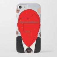 putin iPhone & iPod Cases featuring Putin-Quiz  by Alessandro De Vita