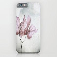 pale flower iPhone 6s Slim Case