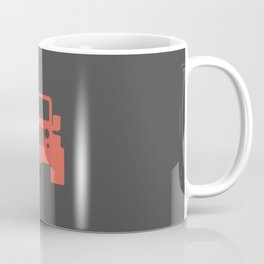 Jeep 'Pinky' Gradation Coffee Mug