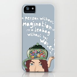 Imagination  iPhone Case