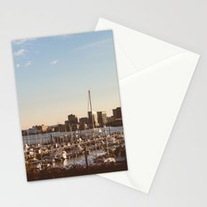 Harbor Views Stationery Cards