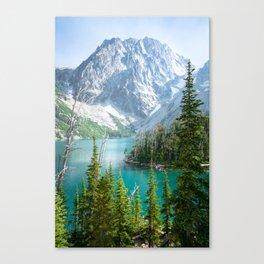 Lake Colchuck Canvas Print