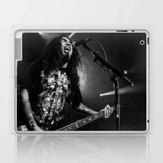 Tom Araya of Slayer Laptop & iPad Skin