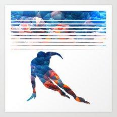 LEAN Art Print