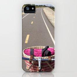 Bike Trail iPhone Case