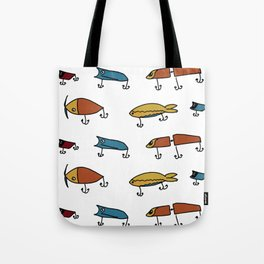 Lures Repeat Tote Bag