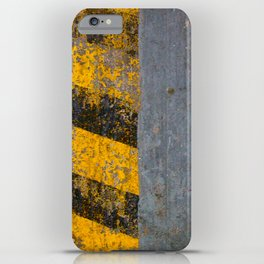 Caution  iPhone Case