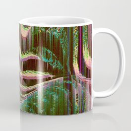 Cascading into the Open Mouths Coffee Mug