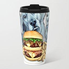 Burger Dogs Travel Mug
