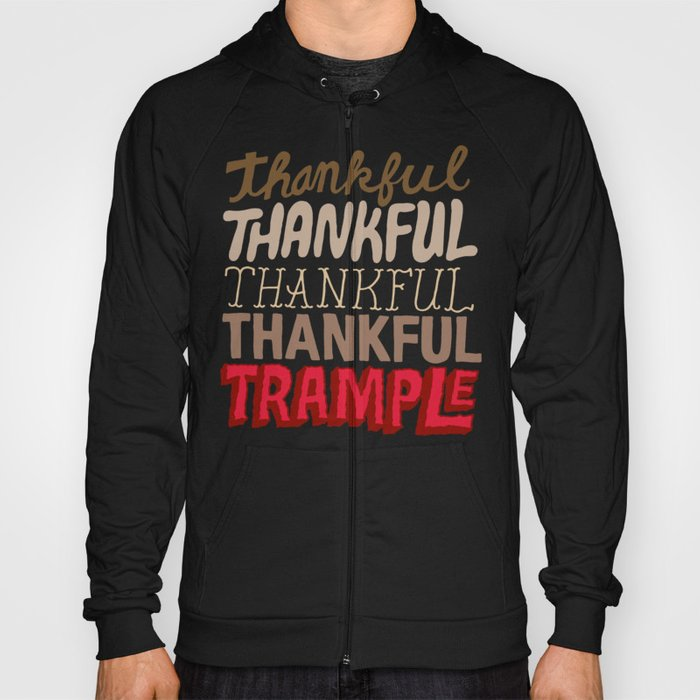Thanksgiving, Black Friday Hoody