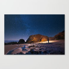 Night Adventurer Canvas Print