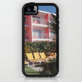 Retro Holiday iPhone Case