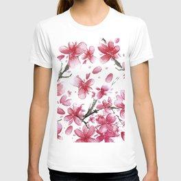 Cherry Blossoms #society6 #buyart T-shirt