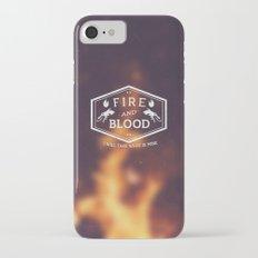 Fire Slim Case iPhone 7