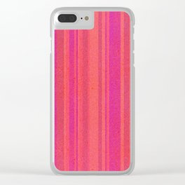 Cinnamon and Spice Clear iPhone Case