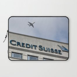 Credit Suisse Cabot Square  Laptop Sleeve