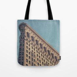 Building new york Tote Bag