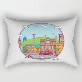 Montréal Rectangular Pillow
