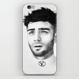 Zayn. iPhone Skin