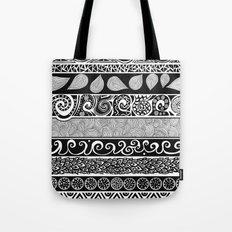Tribal Evolution Tote Bag