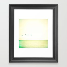 Flight 2.0 Framed Art Print